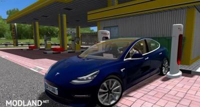 Tesla Superchargers Mod [1.5.5], 1 photo